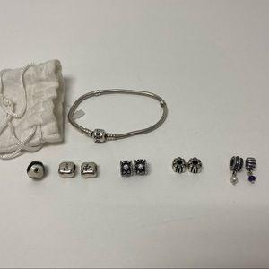 Pandora Bracelet // Individual Charms For Sale!✨